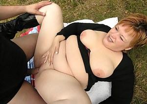 BBW MILF Porn Pictures
