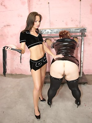 MILF Punishment Porn Pictures