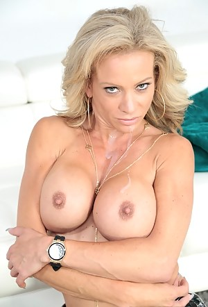 Fake Tits MILF Porn Pictures